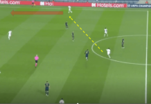 Thomas Meunier at PSG 2019/20 - scout report - tactical analysis tactics